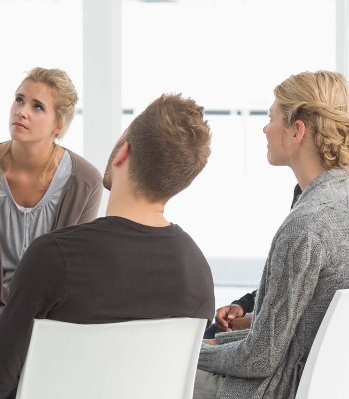 Meth Rehab Support Group