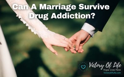 Can A Marriage Survive Drug Addiction?